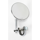 3-Way Clamp-On Mirror-4 in. Stem - 20-06804