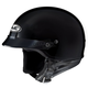 CS-2N Black Half Helmet