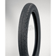 Front HF302B 3.25H-19 Blackwall Tire - 25-31719-325BTT