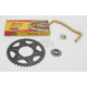 520 Quad Z-Ring Chain and Sprocket Kit - 5QUAD078KPO0