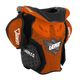 Youth Orange/Black Fusion 2.0 Neck Brace/Torso Protector
