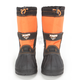 Youth Black/Orange Shredder Boots