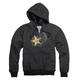 Rockstar Stellar Sasquatch Zip Front Fleece
