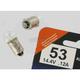 2W Taillight/Stoplight Bulb - 53-BP