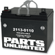 AGM Maintenance Free 12-Volt Battery - 21130110