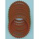 Red Eagle Clutch Plate Kits - 095752B