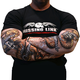Armed and Dangerous Gunz Tattoo Sleeves