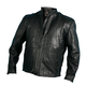 Mens Leather Racing Jacket