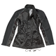 Womens Black RS-2 2-Piece Rainsuit