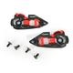 Black Pivot Kit with Screws - KIT08600999