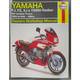 Motorcycle Repair Manual - 2100
