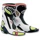 White/Black/Yellow S-MX Plus Boots