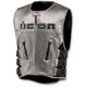 Mens Hayabusa Regulator Silver Vest