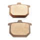 DP Sintered Brake Pads - DP101