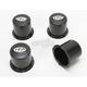 Steel 4/110 Black Cap - SM130BBX