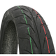 Front HF918 110/70H-17 Blackwall Tire - 25-91817-110