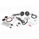 Chrome/Black 3 in. Series 3 Premium Speaker System - 4405-0015