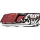 Chrome Patriot Long Exhaust System - HD00097