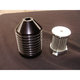 Black Re-Useable Oil Filter - SP-0010