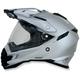 Silver FX-41DS Helmet