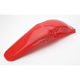 Red Rear Fender - 2040570227