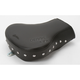 11 in. Wide SaddleHyde Renegade Deluxe Touring Pillion Pad w/Studs - 806-12-015
