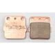SV Severe Duty Sintered Metal Brake Pads - FA84SV