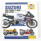 Motorcycle Repair Manual - 3986