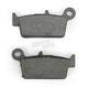 Qualifier Brake Pads - 1720-0224