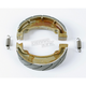 Sintered Metal Grooved Brake Shoes - 330G