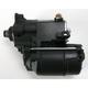 1.4 Kilowatt Black Starter Motor - 80-1009