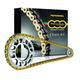 520 Quad Z-Ring Chain and Sprocket Kit - 5QUAD096KYA0