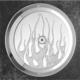 Chrome Billet Air Cleaner Insert - 921127-FC