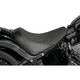 Plain Smooth Buttcrack Solo Seat - 21-303