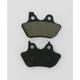 Semi-Metallic Brake Pads - 1721-0882