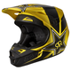 Black/Yellow V1 Rockstar Helmet