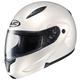 Pearl White CL-Max II Modular Helmet