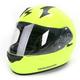 Neon Green EXO-R410 Helmet
