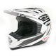Silver/Black SX-1 Switch Helmet