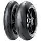 Rear Diablo SuperCorsa SP V2 190/55ZR-17 Blackwall Tire - 2304500
