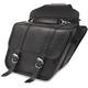 Braided Slant Saddlebags - SB701