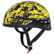 Yellow Oil Spill Original Half Helmet