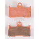 SV Severe Duty Sintered Metal Brake Pads - FA344SV