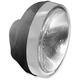 Black 7 in. Headlight - 66-64313