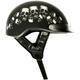 Skull Pile Beanie Half Helmet