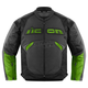 Black/Green Sanctuary Jacket