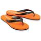 Orange Advocate Flip Flops