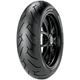 Rear Diablo Rosso II 240/45ZR-17 Blackwall Tire - 2072400