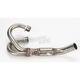 PowerBomb Stainless Steel Header - 044176