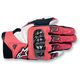 Red/White SMX-2 Air Carbon Gloves